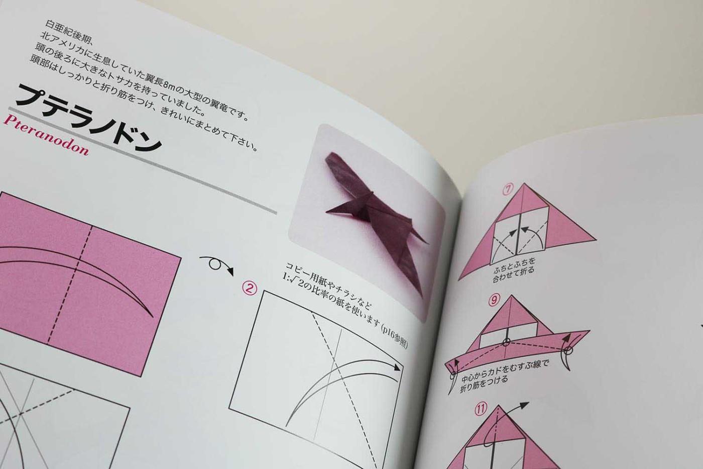 Origami Dinosaurs – VIERECK VERLAG - photo#34