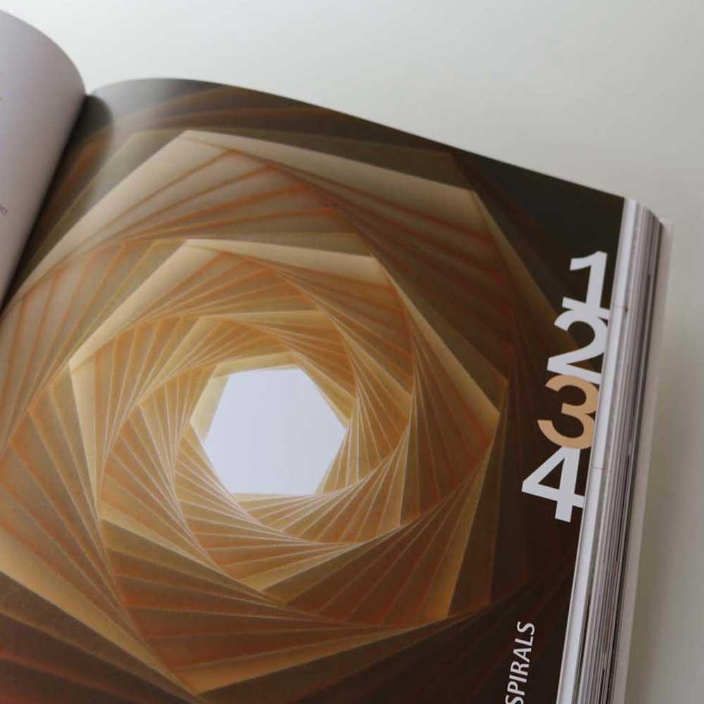 SPIRAL      ORIGAMI | ART | DESIGN