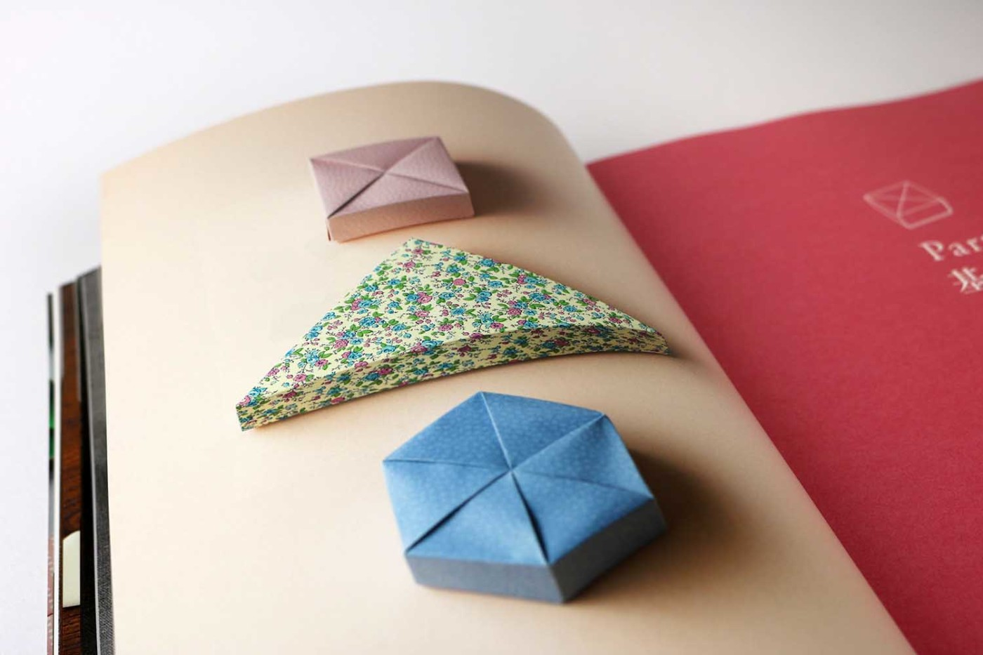 Nested Boxes Viereck Verlag Origami Tomoko Fuse S